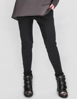 Spodnie NERO czarne