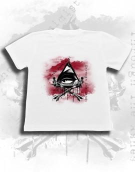 Koszulka dziecięca OKO ostatnie sztuki