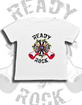 Koszulka dziecięca READY TO ROCK ostatnie sztuki