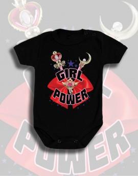 Body dziecięce GIRL POWER