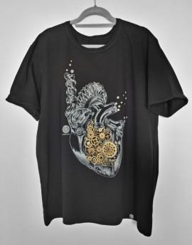 Koszulka SERCE MAM CZASEM black