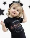 Body dziecięce Rock2weaR SŁUCHAM ROCKA Z .....