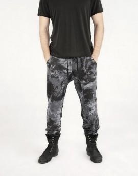 Spodnie FIT plamy