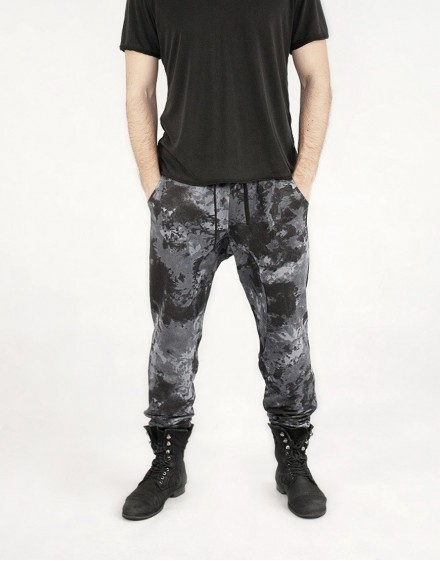 Spodnie FIT czarne