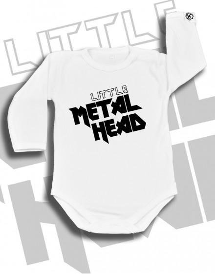 Body dziecięce Rock2weaR Little Metal Head