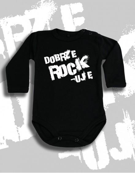 Body dziecięce Rock2weaR dobrze rockuje